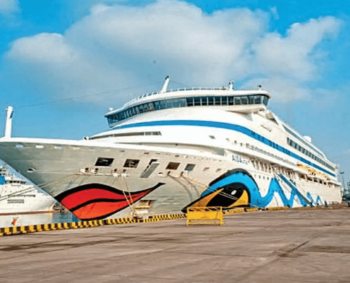 INDIAN MARINE LEISURE INDUSTRY GETS A BOOST