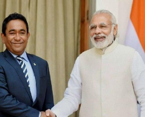 MALDIVES PRESIDENT VISITS INDIA: BILATERAL PARTNERSHIP FOR REGIONAL SECURITY