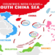 SOUTH CHINA SEA: FROM TURBIDITY, TOSEMBLANCE OF TRANQUILITY