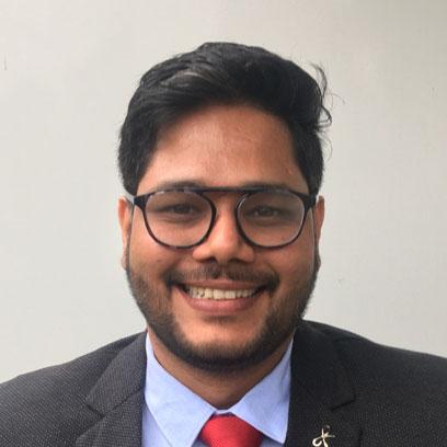 Dr Sameer Guduru Associate Fellow