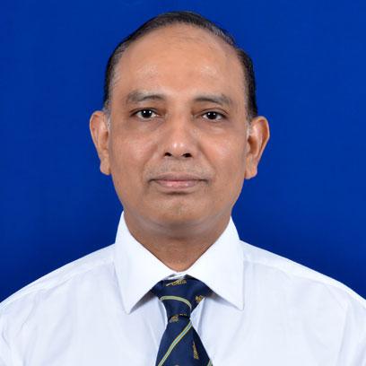 Cdr (Dr) Sibapada Rath Research Fellow