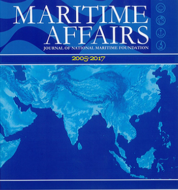 ANTHOLOGY OF MARITIME AFFAIRS 2005-2017