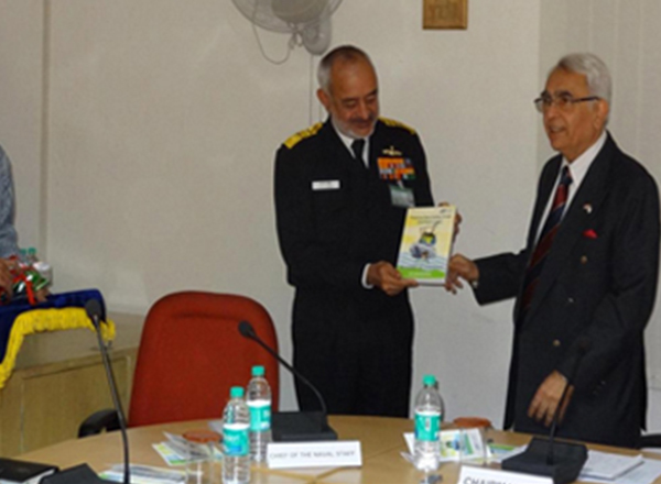 Book Release Ceremony, 22 Nov 2012 at NMF, Conference Room