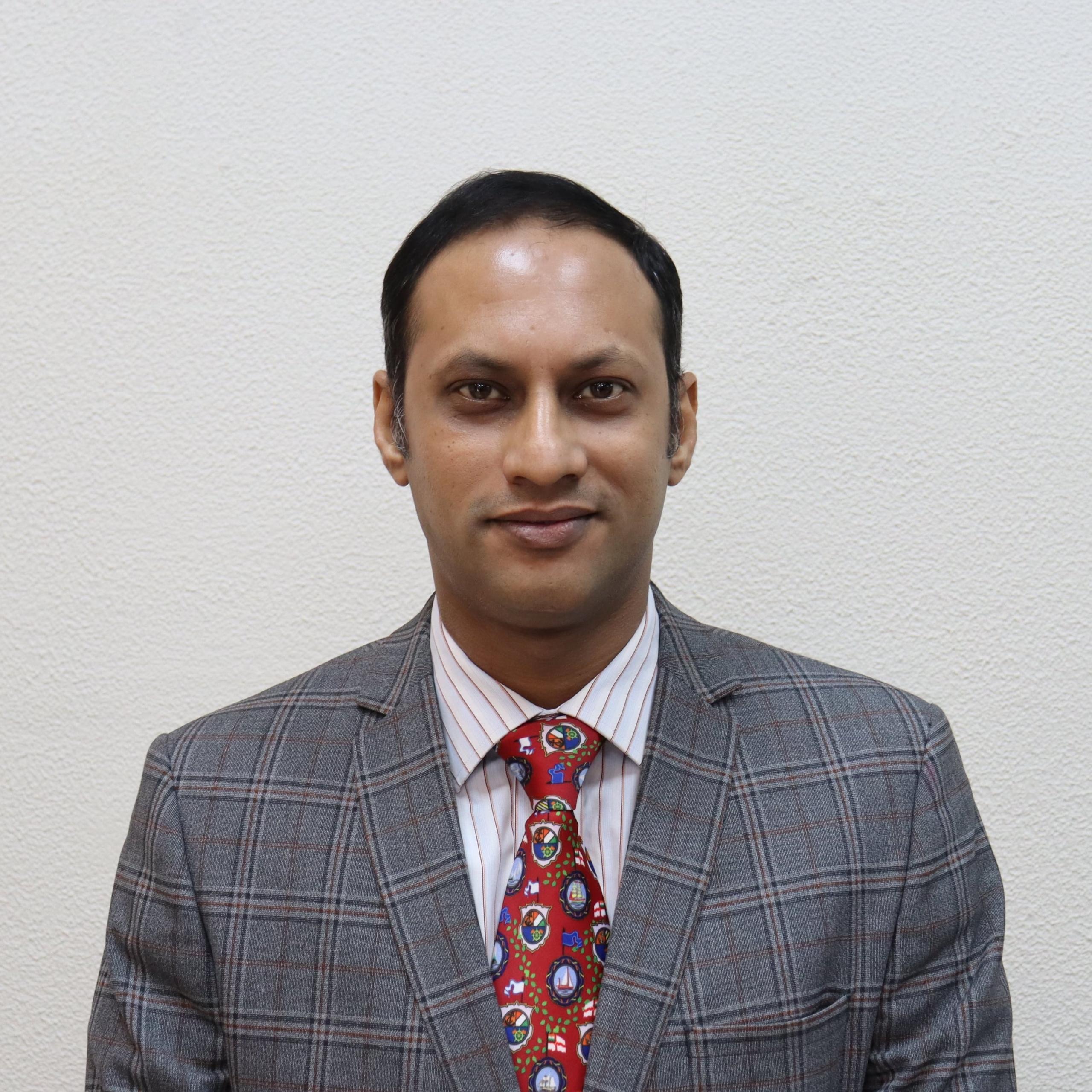 Commander Saurav Mohanty