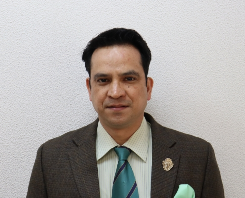 Lt Col (Dr) Mohit Nayal