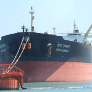 Desh Ujala, India's biggest container vessel