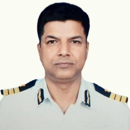 Commandant Manoranjan Srivastava