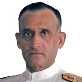 Adm Arun Prakash, PVSM, AVSM, VC, VSM, IN (Retd)