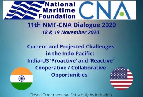 11th NMF-CNA Dialogue