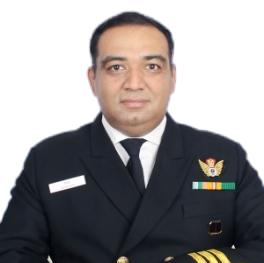 Cdr Sriharsha