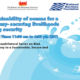 """Quadrilateral Diginar Series on Blue Economy-India's' Pathway to a Sustainable, Secure and Resilient Economy Second Diginar on """"Ensuring sustainability of oceans for a healthy economy- securing livelihoods and enhancing security"""""""
