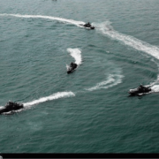 NAVIES AND THE 'USE OF FORCE' ANALYSING AN ENCOUNTER BETWEEN THE US NAVY AND SEAGOING FORCES OF THE ISLAMIC REVOLUTIONARY GUARD CORPS