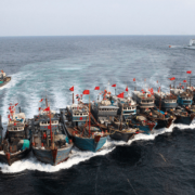 CHINA UNDER SCANNER FOR IUU FISHING OPERATIONS