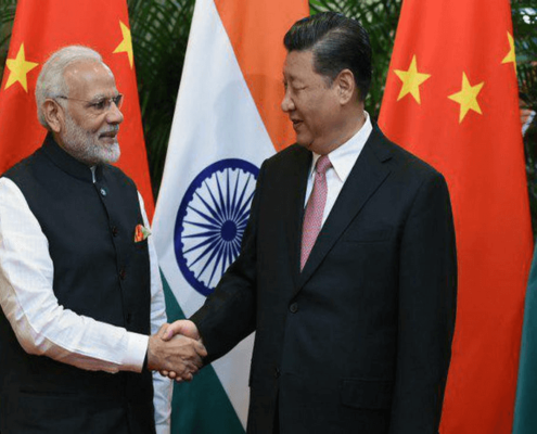 INDIA AND CHINA - TIME TO EVOLVE MARITIME CONFIDENCE BUILDING MEASURES