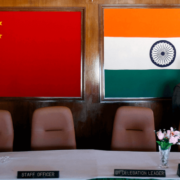 FIRST CHINA-INDIA MARITIME DIALOGUE: BEYOND 'ICEBREAKING'