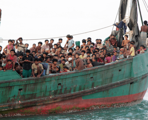 CO-OPERATION IN THE BAY OF BENGAL TO ADDRESS CLIMATE-INDUCED MIGRATION