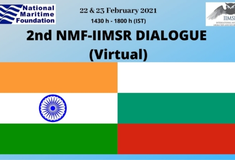 2nd NMF-IIMSR DIALOGUE (Virtual)