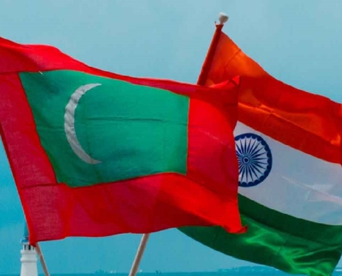 INDIA AND MALDIVES: A TRIUMPH FOR MARITIME DIPLOMACY