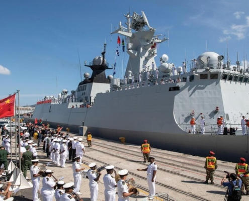 China Challenges the Unipolar World Order: An Assessment of China's Defence White Paper 2014